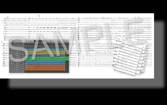backline lead sheets sample
